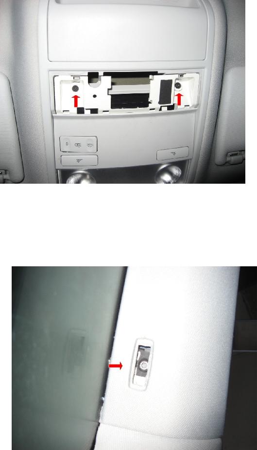 Kabelsatz Regensensor Innenspiegel